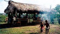 La comunidad mayangna de Alal, en el norte de Nicaragua. CIDH