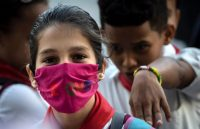 A homemade protective face mask can help limit the spread of the coronavirus. Credit Ramon Espinosa/Associated Press