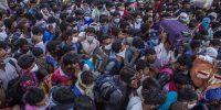 La India bajo sitio
