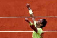 Rafael Nadal en junio de 2019. Credit Benoit Tessier/Reuters