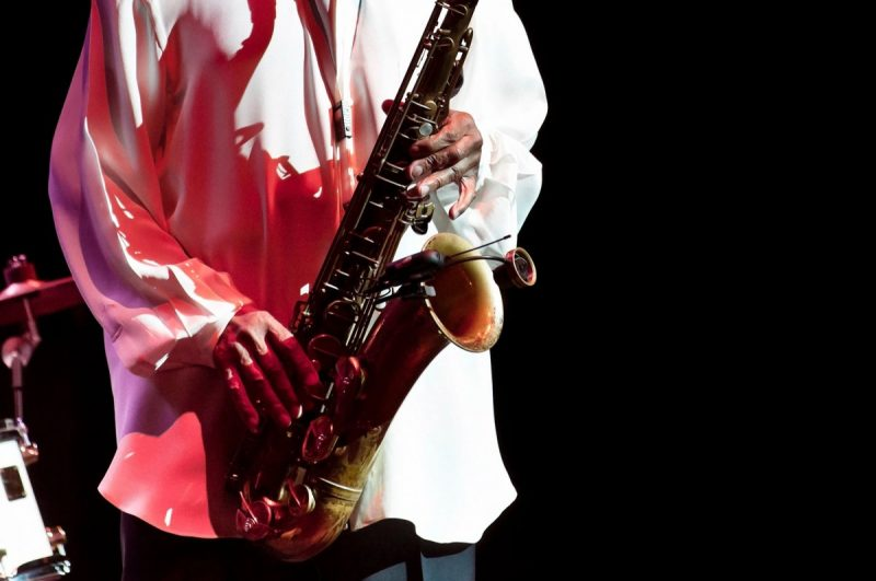 Sonny Rollins performing at the Beacon Theatre in New York in 2010. Credit Chad Batka for The New York Times