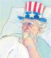 La autodestrucción de EE.UU.