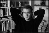Martine Franck/Magnum Photos Hervé Guibert at home, Paris, September 1987