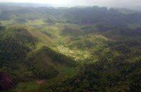Foto de archivo de 2002 de la reserva Montes Azules en Chiapas, México. (AP Photo/Eduardo Verdugo)