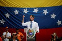 Juan Guaidó, líder de la oposición y presidente de la Asamblea Nacional de Venezuela, en septiembre de 2019. Credit Manaure Quintero/Reuters