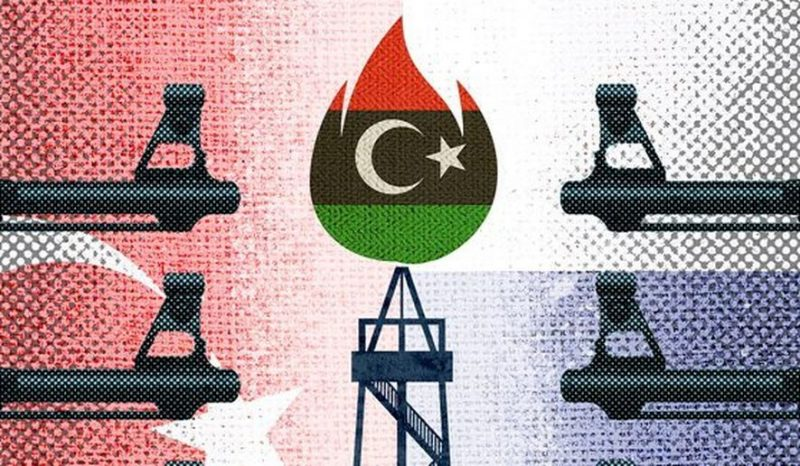 The Wart for Libyan Oil Illustration by Greg Groesch/The Washington Times