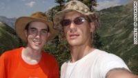 Jacob (left) and Austin Tice