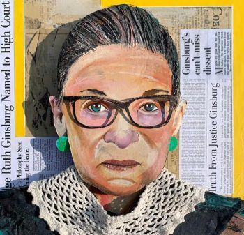 Ruth Bader Ginsburg fue todo lo que quise ser