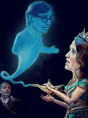 Aladina y la Lámpara Maravillosa