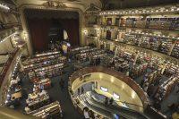 Interior de la librería El Ateneo Grand Splendid, en Buenos Aires.Anadolu Agency