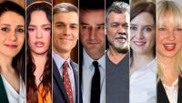 Los 40 Principales de la política española
