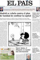 Mafalda est orpheline, et tout le monde avec elle