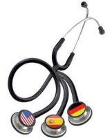 Médicos, sanitarios, pacientes