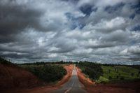 Una carretera en el estado de Maranhão, Brasil. Credit Mario Tama/Getty Images