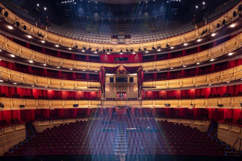El Teatro Real de Madrid en marzo de este año. Credit Bernat Armangue/Associated Press