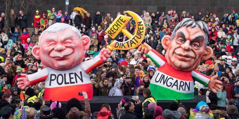 Europa debe hacer frente a Hungría y Polonia