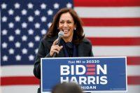 Kamala Harris se convertirá en la primera vicepresidenta de Estados Unidos.JEFF KOWALSKY / AFP