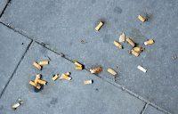 Les mégots, la pollution insidieuse