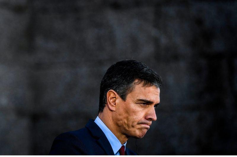 Pedro Sánchez, presidente del Gobierno español, el 10 de octubre. Credit Patricia De Melo Moreira/Agence France-Presse — Getty Images