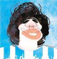 Maradona, Sánchez y la atracción del mal