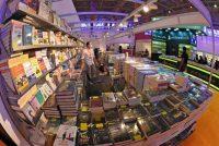 La Feria Internacional del Libro de Sharjah en Dubai, el 4 de noviembre de 2020. (Karim SAHIB / AFP)