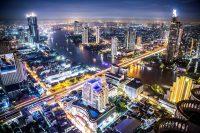 Panorámica de Bangkok, capital de Tailandia. Foto: Braden Jarvis (@jarvisphoto)