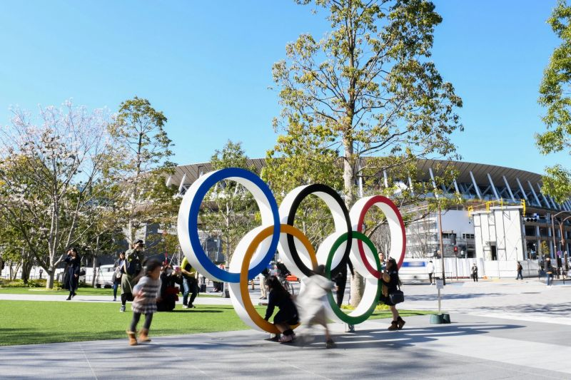 Tokyo will host the first postponed Olympic Games in modern history from July 23 to Aug. 8. Credit Noriko Hayashi for The New York Times