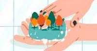 Es casi imposible comprar objetos que no contaminen, pero con el consumo responsable es posible reducir la huella de carbono personal. (Michael Parkin para The Washington Post) (Michael Parkin for The Washington Post)
