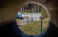 Photo: Odd Andersen Agence France-Presse Le gazoduc Nord Stream 2 de la compagnie russe Gazprom soutenu par d'importants groupes énergétiques européens est achevé à 95%.