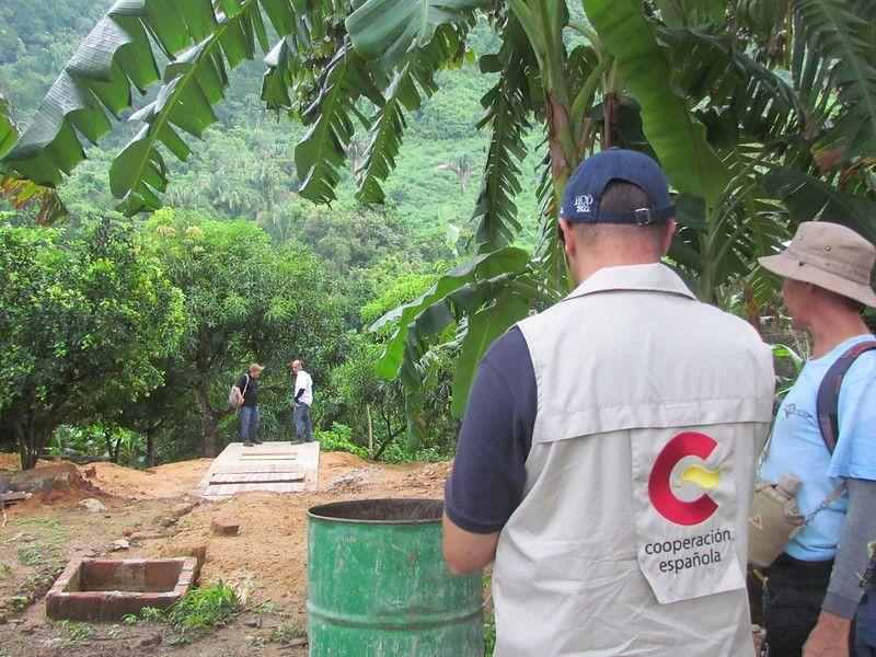 Cooperación española en la Sierra Nevada (Colombia). Foto: Aecid Colombia.