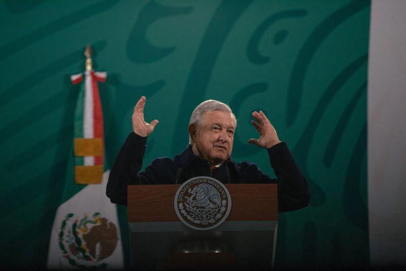 El presidente de México, Andrés Manuel López Obrador, ha hablado de su intención de disolver el Instituto Nacional de Acceso a la Información Pública y Datos Personales. Credit Luis Antonio Rojas para The New York Times