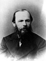 Retrato fotográfico del escritor ruso Fedor Dostoievski.