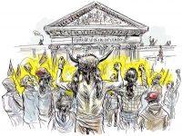 El asalto al Capitolio español