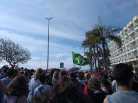Protestas en contra del gobierno de Jair Bolsonaro, 2018. Foto: Pedro Toniazzo Terres