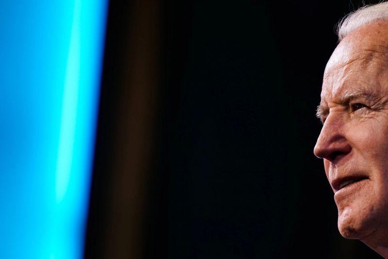 Joe Biden, presidente electo de Estados Unidos. Credit Amr Alfiky/The New York Times