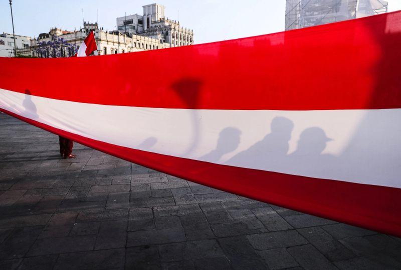 En noviembre se organizaron diversas manifestaciones en Lima. Credit Sebastian Castaneda/Reuters