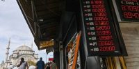 Turquía, una crisis económica en cámara lenta