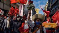 Protestas en Ecuador contra las medidas económicas impuestas por el Gobierno ante la pandemia. STRINGER / Reuters