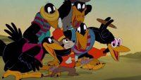 """Los polémicos cuervos de Dumbo que, supuestamente, reproducen """"estereotipos raciales""""."""