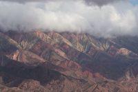 Serranía de Hornocal, Quebrada de Humahuaca, Argentina. Foto: Külli Kittus