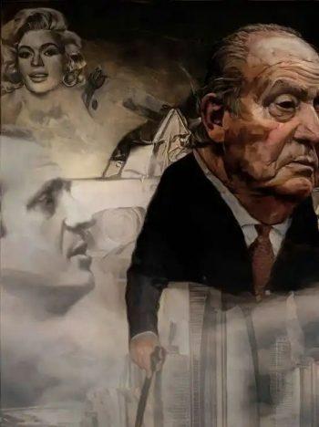 Juan Carlos I y el cadáver guillotinado de Jayne Mansfield
