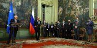 La desventura de Europa en Moscú