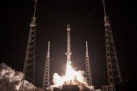 Misión Hispasat 30W-6. Foto: Official SpaceX Photos