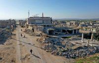 Dix ans plus tard, la Syrie crie au secours