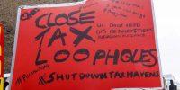 Los paraísos fiscales sabotean los ODS