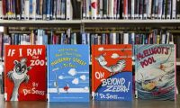 Dr Seuss Enterprises said on Tuesday that these four titles, as well as Scrambled Eggs Super! and The Cat's Quizzer, will no longer be published. Photograph: Christopher Dolan/AP
