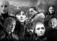 Ilustración de The Washington Post sobre la serie 'Juego de Tronos', la cual cumple 10 años este 2021; HBO via AP (Washington Post illustration; HBO via AP)