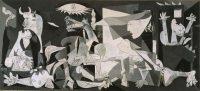 Pablo Picasso: Guernica (Museo Reina Sofía, Madrid).