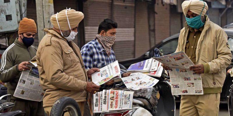 La guerra de Modi contra la prensa