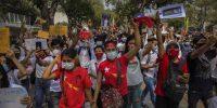 Las repercusiones mundiales del golpe en Birmania